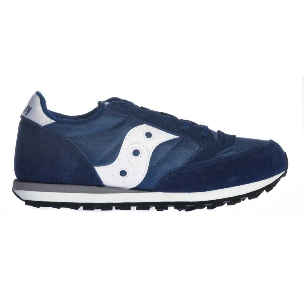 Saucony Sneakers Jazz Original Blu Bambino Scarpe Ragazzo