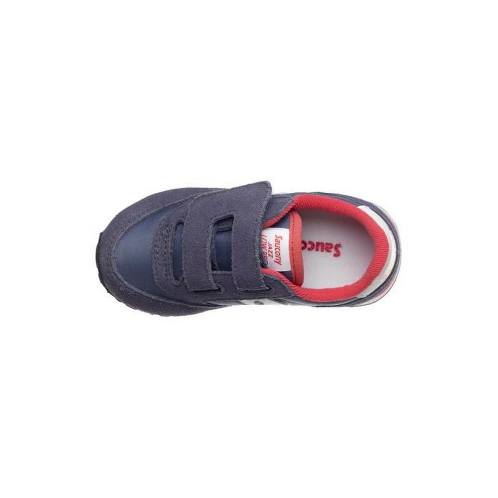 miniatura 2 - Scarpe per bambine e ragazze Unisex Saucony BABY JAZZ Blu ST57180